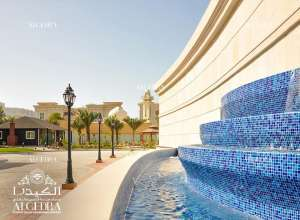 Luxury Villa design in Abu Dhabi