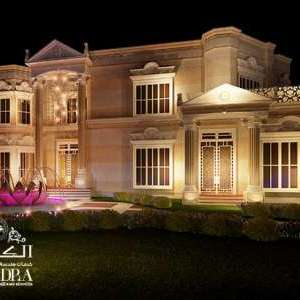 Palace Exterior Design by Algedra