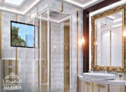 Villa Interior Bathroom