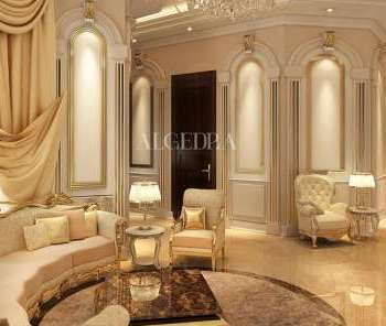 Ideas to Design Modern Style for Palace
