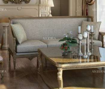 English Country Style in interior design by ALGEDRA