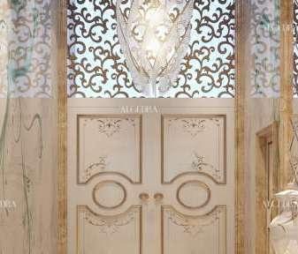 الآرت نوفو (الفن الحديث)  في الديكور من شركة الكيدرا