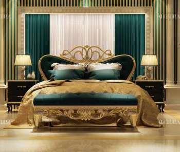Royal Style Bedroom Design