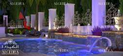 Modern Pool Designs for Small Yards By ALGEDRA