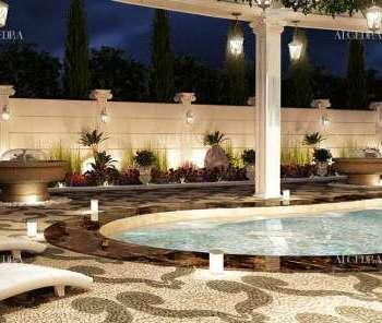 luxury Residential Pool Designs