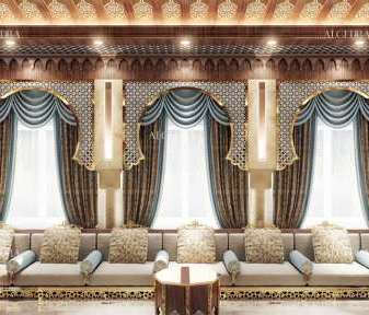 Arabian Style in Interior Design by ALGEDRA