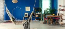 Bohemian style interior design