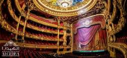 Palais Garnier Theater interior