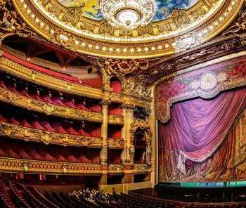 Palais Garnier Theater interior