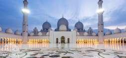 Grand Mosque Design