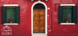 Red Exterior Design