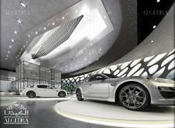 Auto Showroom Design