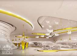 Jewelry Showroom Interior Design