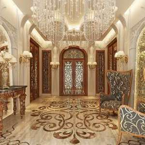 Luxury Hall Entrance Design