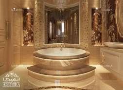 تصميم الحمام للفيلا