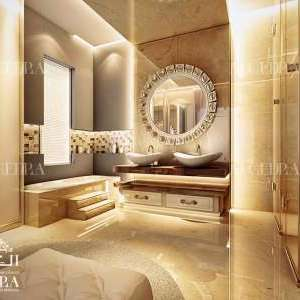 luxurious bathroom design dubai