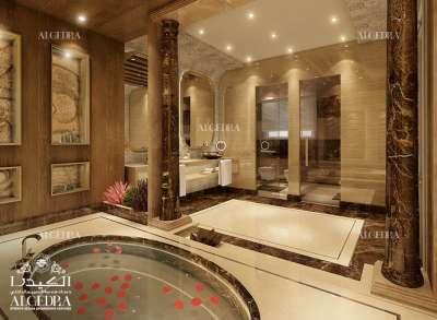 simple bathroom designs