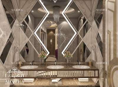 Beautiful Bathroom Design by Algedra