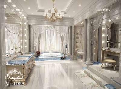 Luxury Bathroom Decoration
