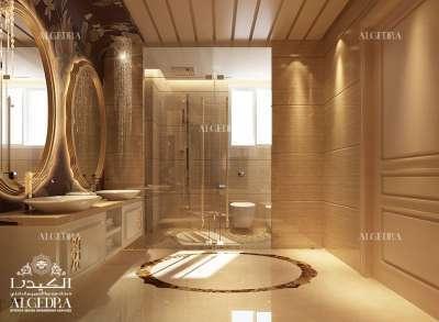 Bathroom Design for Palace