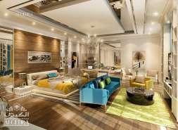 Luxury master bedroom design