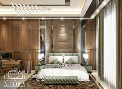 luxury interior design for bedroom