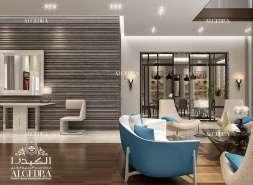 Luxury Hotel Sitting Area