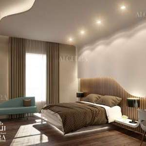 hotel bedroom design