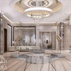 hotel entranc interior design