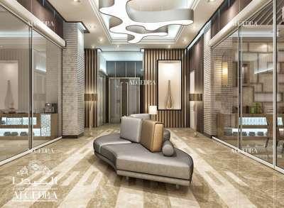 hotel interior design UAE