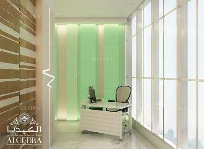 office room interior design