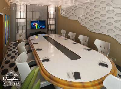 Offices Interior Design Dubai