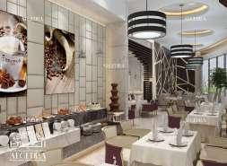 Beautiful Dining Cafe Design
