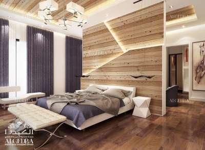 bedroom decoration by Algedra