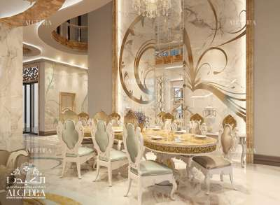 Family Dining Hall Design