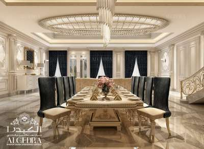 Luxurious spacious Dining Table