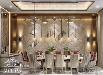 Elegant Dining Interior Design