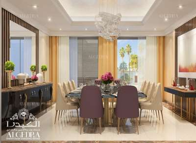 Best Dining Room Design Dubai