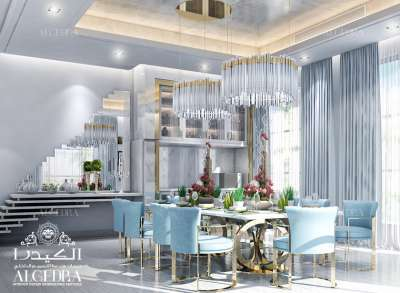 Dining Room Interior Design Dubai