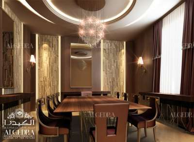 Dining Room Design UAE