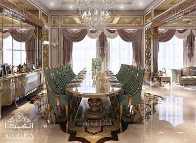 Classic Dining Room Design