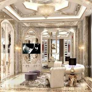 Interior Design for Villa