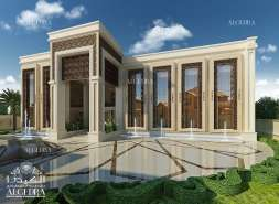 luxury landscape design for Palaces