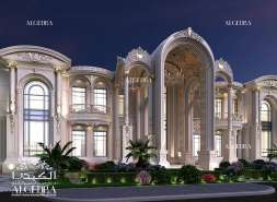 Exterior Design for Villa