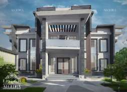 Exterior Design for Palace