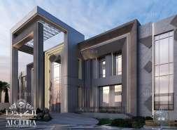 Unique Villa exterior