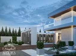 أساليب العمارة المنزلية الح