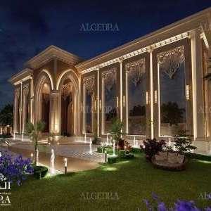 Algedra Palace design