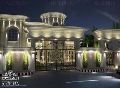 Luxurious Palace Design