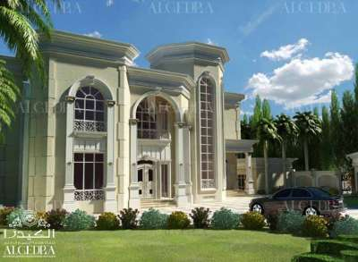 Huge Villa Mansion